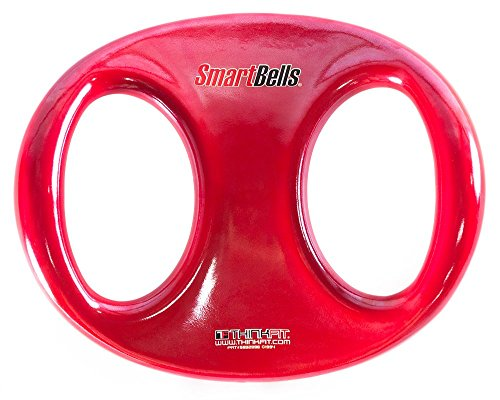 SmartBells® Red (4.6 pounds) by Balanced Body
