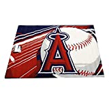"The Northwest Company MLB Los Angeles Angels Tufted Rug, 39"" x 59"""