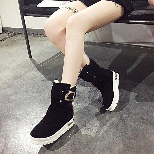 Women Boots, Hatop Womens Casual Tassel Shoes Snow Ankle Boots Winter Keep Warm Boots