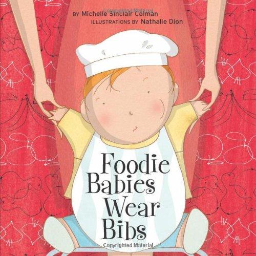 Price comparison product image Foodie Babies Wear Bibs (An Urban Babies Wear Black Book)