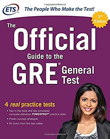 The Official Guide to the GRE General Test (Gre Quantitative Practice)
