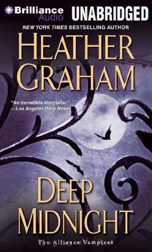 Deep Midnight (The Alliance Vampires) by Brilliance Audio