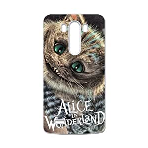 Alice In Wonderland Cell Phone Case for LG G3