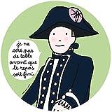 Petit Jour Paris Princes et Princesses Assiette Vert/Bleu