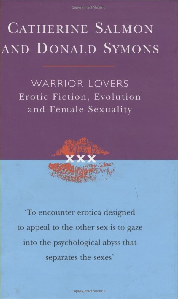 Erotica evolution female sexuality