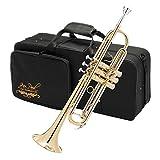 Jean Paul TR-550CP Trumpet Bundle