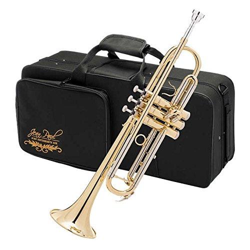 Jean Paul TR-550CP Trumpet Bundle by Jean Paul
