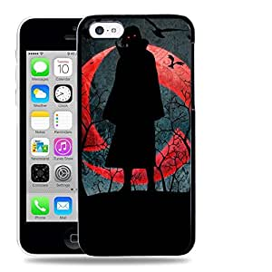 Case88 Designs Naruto Uchiha Itachi Protective Snap-on Hard Back Case Cover for Apple iPhone 5c by supermalls