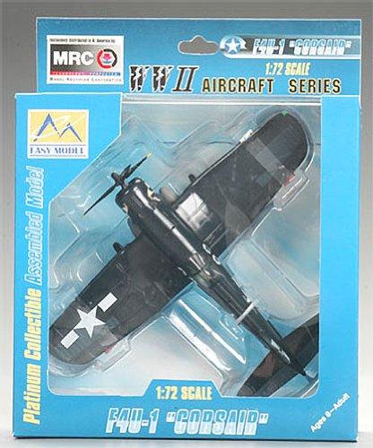 1:72 F4u-1d Corsair Vmf-511 Jet Uss Block Island (F4u 1d Corsair Fighter)