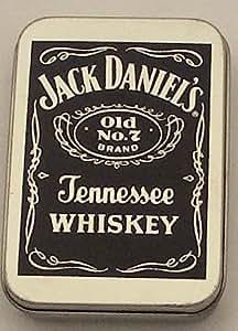 Jack Daniels- Tobacco Tin