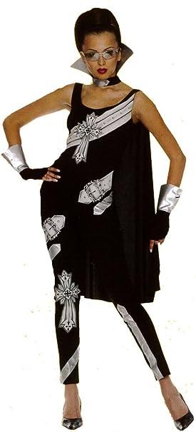 Cesar - Disfraz de vampiresa con capa para mujer (adulto): Amazon ...