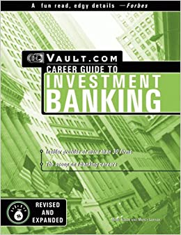 Audiobook vault career guide to investment banking on any device.