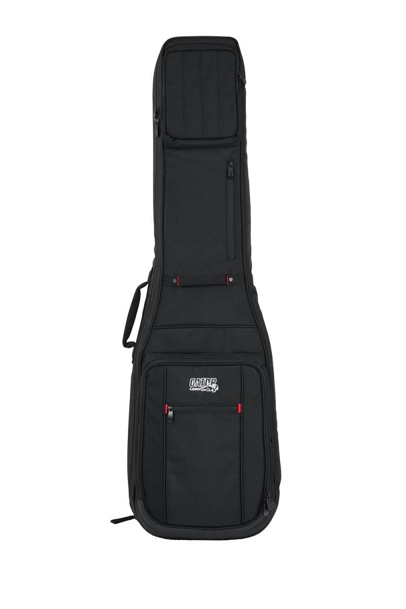 Gator G-PG BASS 2X Pro Go Series 2x Bass Guitar Gig-Bag