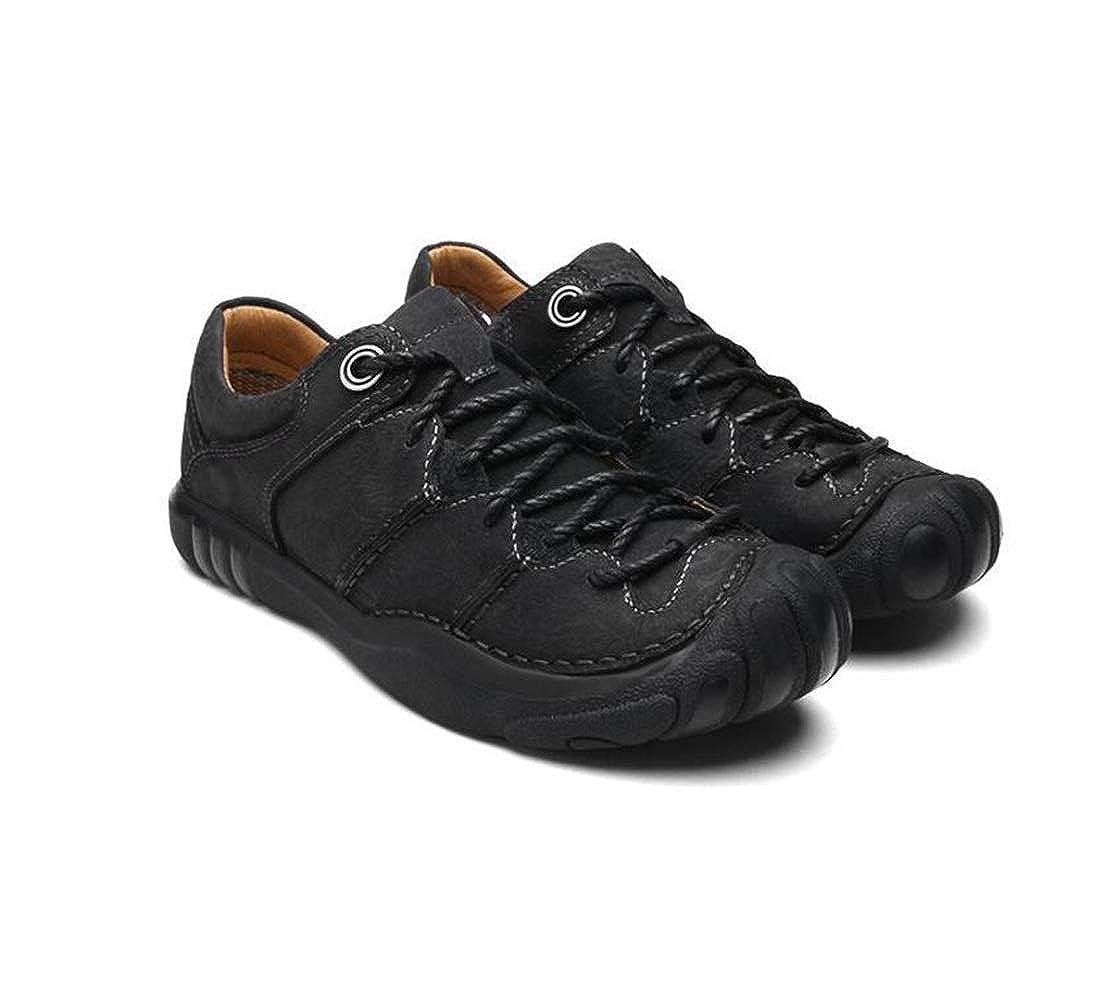 Männer Casual Schuhe Großen Kopf Im Freien Senden Weichen Boden Tragen Papa, Senden Freien Gürtel, Eine, Jede Art schwarz d8f99b