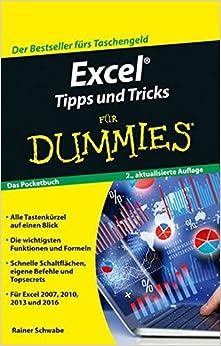 Book Excel Tipps und Tricks fur Dummies (Für Dummies)
