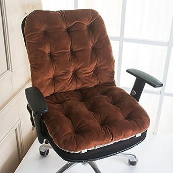 Amazon.com: DULPLAY Soft Chair Pads,Coccyx Cushion,Ties