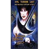 Elvira's Haunted Hills - Vhs