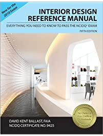 Interior Design Reference Manual Everything You Need To Know Pass The NCIDQR Exam