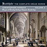 Buxtehude: Complete Organ Works Vol.4