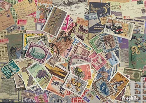 Namibia - Southwest 300 Different Stamps South-West-Africa/Namibia (Stamps for Collectors)