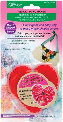 Heart Clover - Clover Heart Large Yo-Yo Maker
