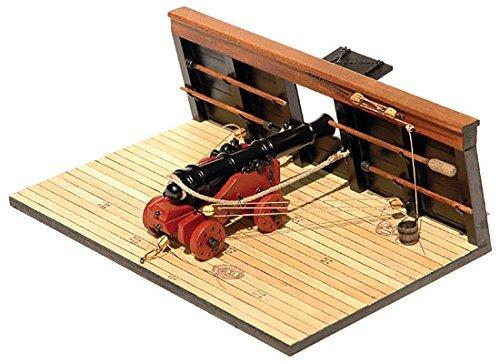 Guns Of History 18th Century Naval Smoothbore Deck Gun 1:24 SAVE 42%- Model...