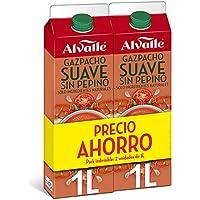 ALVALLE - Gazpacho Suave Refrigerado Envase 2 X