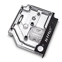 EKWB EK-FB ASUS Strix X470 RGB Monoblock, Nickel