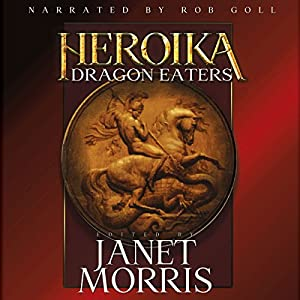Dragon Eaters Audiobook