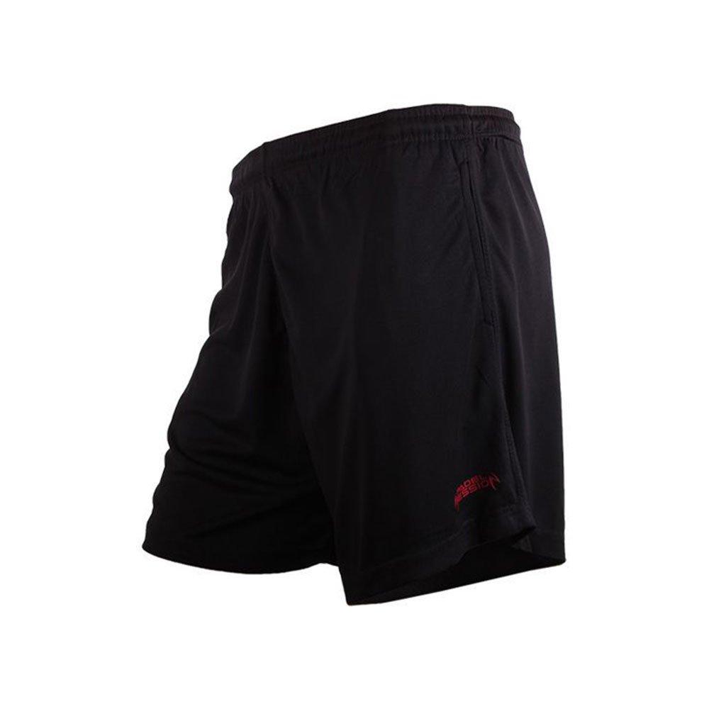 Padel Session Pantalon Corto Tecnico Negro: Amazon.es: Deportes y ...