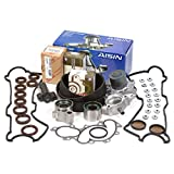 95-04 Toyota 3.4 DOHC 24V 5VZFE Timing Belt Kit w/ Hydraulic Tensioner AISIN Water Pump Valve Cover Gasket