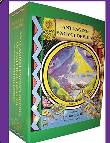 51PWb8N C1L - Anti-Aging Encyclopedia of Natural Health: Fourth Edition