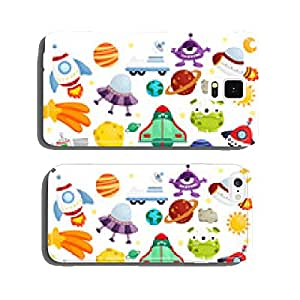 space vector set - no background cell phone cover case iPhone5