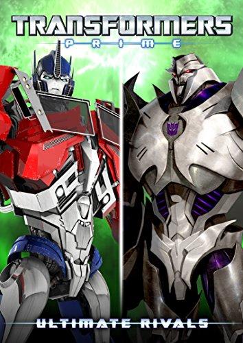DVD : Transformers Prime: Ultimate Rivals (Widescreen)
