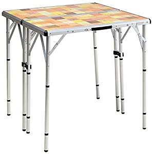 Coleman 4 In 1 Outdoor Table with Mosaic Top