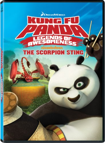 Kung Fu Panda Awesomeness Scorpion product image