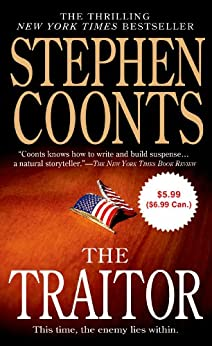 The Traitor: A Tommy Carmellini Novel by [Coonts, Stephen]