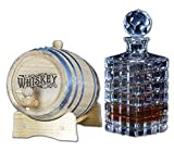Engraved Whiskey Barrel (B511) (2 Liter)