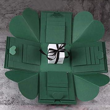 Syn Explosion Box Surprise Diy Album Photo Cadeau