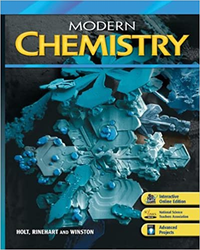 Amazon holt modern chemistry solutions manual 9780030367823 holt modern chemistry solutions manual 1st edition fandeluxe Images