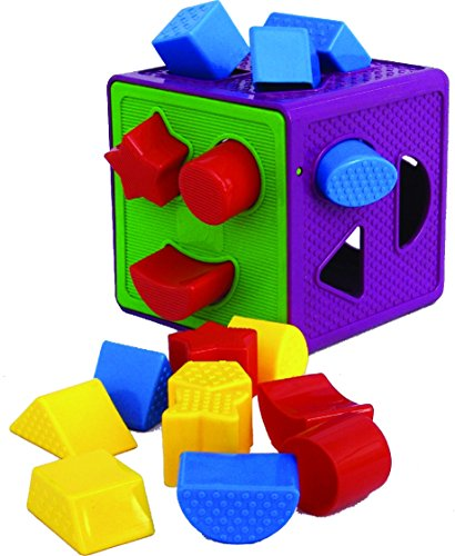 ETI Toys Learning Cube™ Shape Sorter