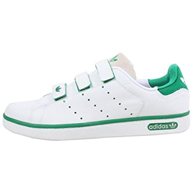 50% zniżki kody kuponów taniej Adidas Originals Men's Stan Smith 2.5 CMF Shoe, White/White ...