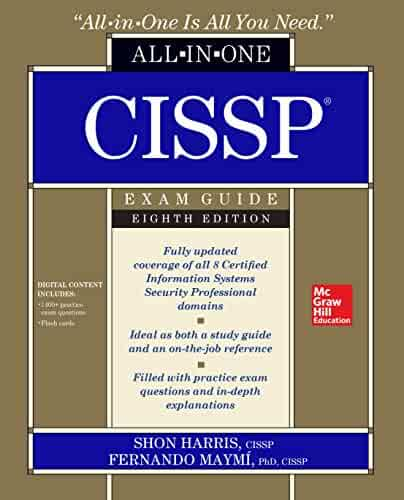 CISSP All-in-One Exam Guide, Eighth Edition
