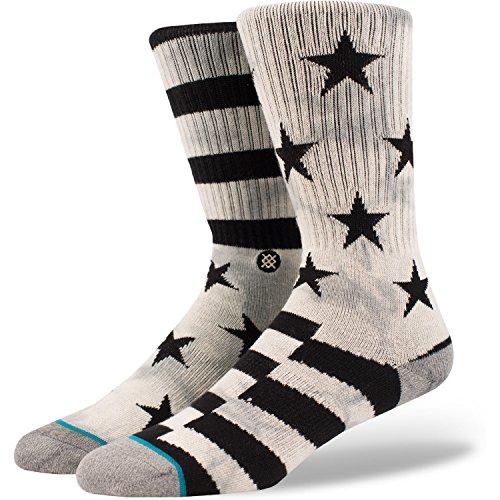 (Stance Men's Sidereal Sock, Grey)