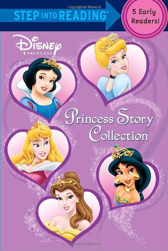 Princess Story Collection (Disney Princess) (Step into (Disney Princess Story Reader)