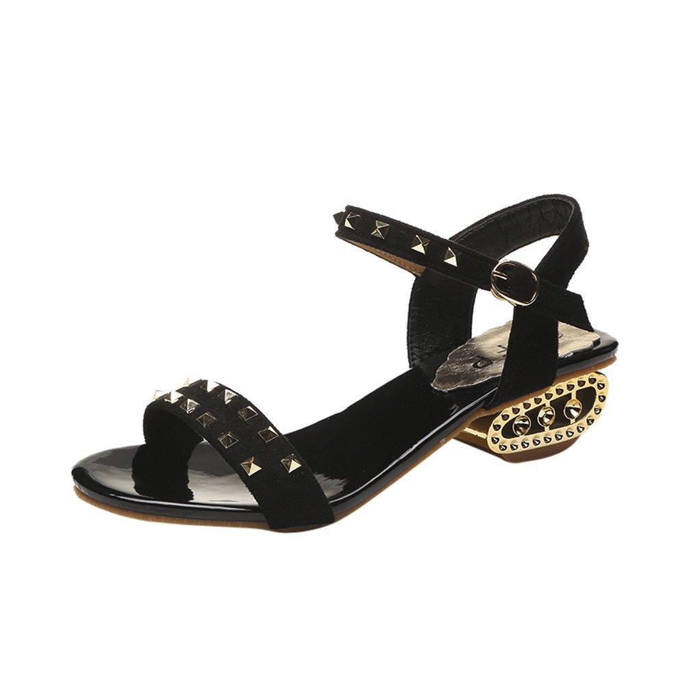 Sexyville Femme Sandales Bohême Chaussures Plates Sexyville 11758 Sandales Romaine Sandales Noir 70b2fb5 - reprogrammed.space