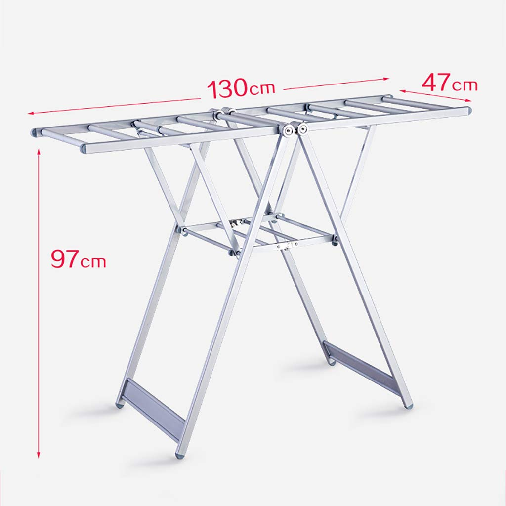 LwDrying rack Colgador de Ropa Plegable Secador Percha de ...