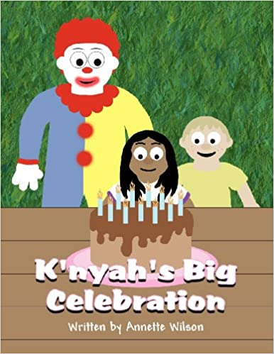 Download K'Nyah's Big Celebration PDF
