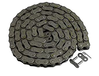 Connector Links 1//2 Pitch G/&G Manufacturing 172-2-40 Roller Chain Size: #40 Double