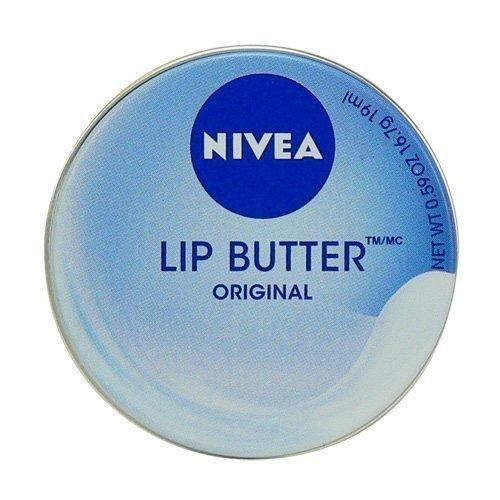 Nivea Lip Butter Original 19ml Beiersdorf UK Ltd 85253